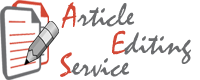 Article Editing
